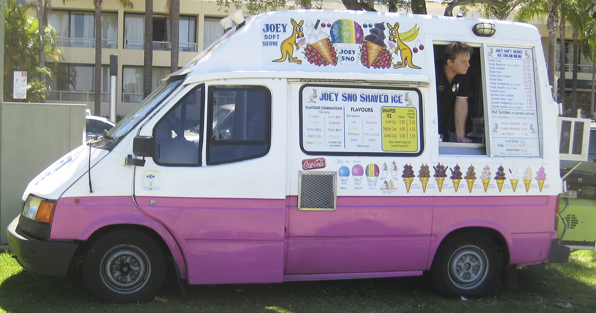 b987a0a9756f Ice Cream Vans - Joey Soft Serve Ice Cream Vans
